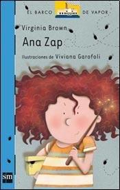 9789875736986: ANA ZAP - SERIE AZUL