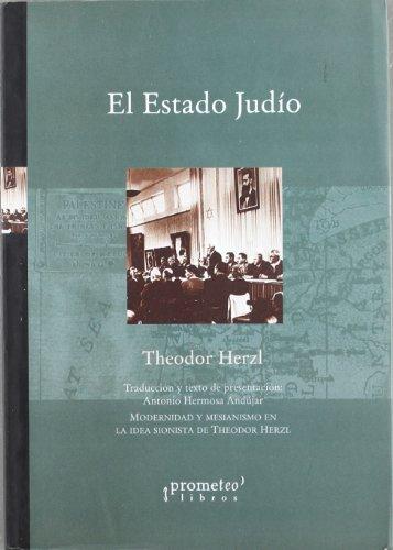 9789875740150: El Estado Judio (Spanish Edition)