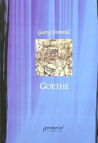 9789875740587: Goethe (Spanish Edition)