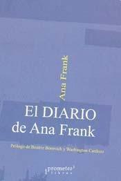 9789875741829: El diario de Ana frank