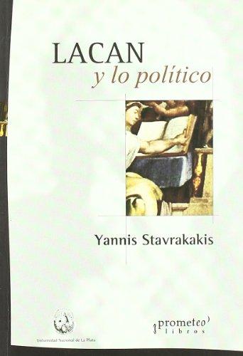 9789875741942: LACAN Y LO POLITICO