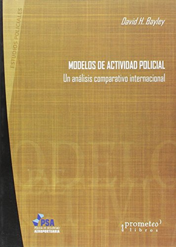 9789875744172: Modelos de actividad policial