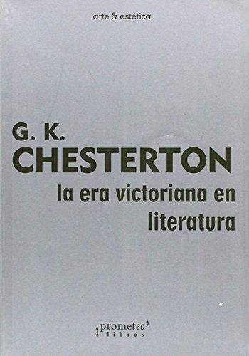 9789875745698: La era victoriana en literatura