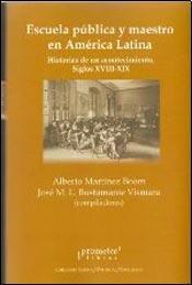 Escuela pública y maestro en América Latina: Varios