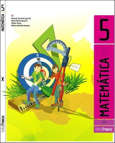 9789875760257: Matematica 5 - - 2b: Ciclo Egb