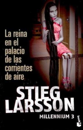 9789875804883: 3. La Reina En El Palacio Las Corrientes De Aire Millennium