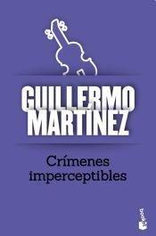 9789875806030: CRIMENES IMPERCEPTIBLES