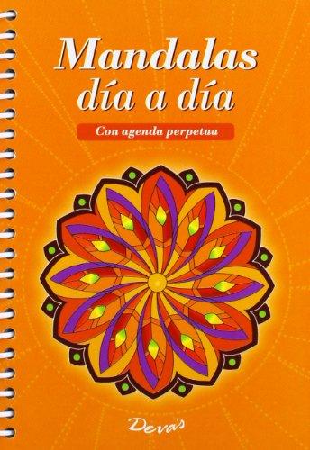 9789875821200: Agenda Mandalas Día A Día - Perpetua