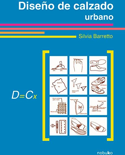 9789875840416: Diseno de calzado urbano/ Urbano Footwear Design (Spanish Edition)