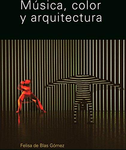 9789875842632: Musica, color y arquitectura (Spanish Edition)