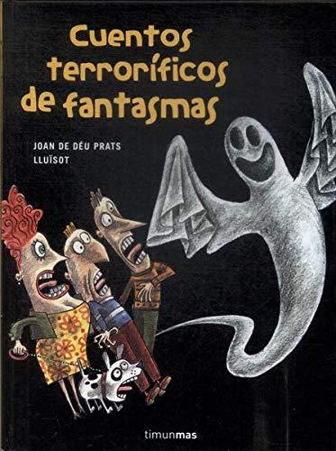 9789875870017: Cuentos Terrorificos de Fantasmas (Spanish Edition)