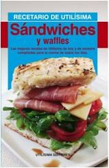 9789875880276: Sandwiches y Waffles (Spanish Edition)