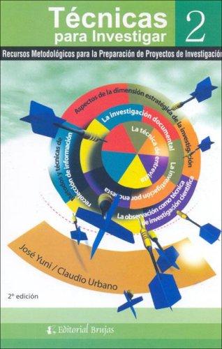 2: Recursos metodologicos para la preparacion de: Jose Yuni; Claudio