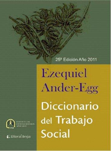 Diccionario del Trabajo Social: Ezequiel Ander-Egg