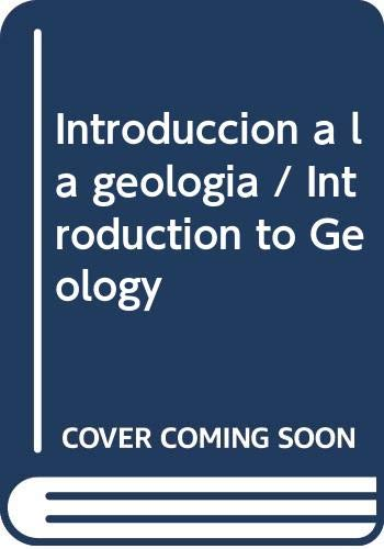 9789875911727: Introduccion a la geologia / Introduction to Geology