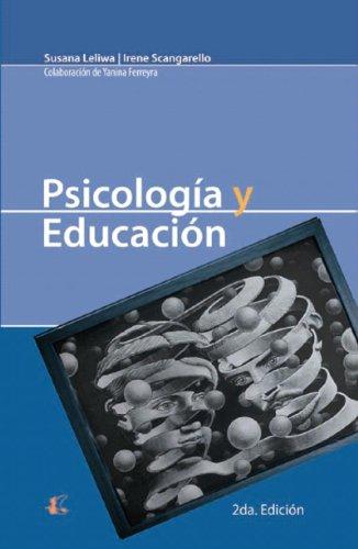9789875912410: Psicologia Y Educacion