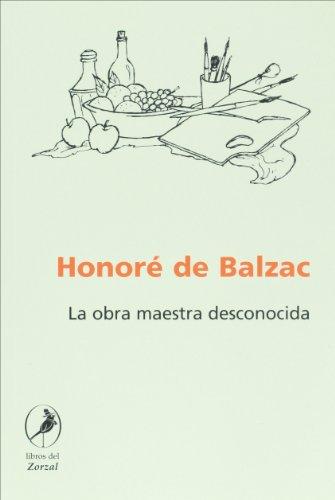 9789875990081: La obra maestra desconocida (Spanish Edition)