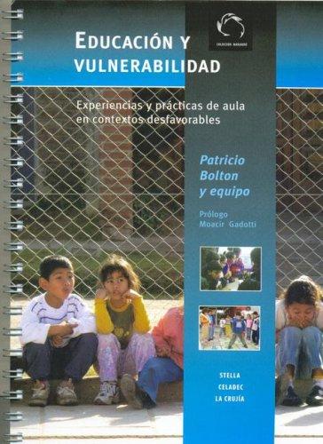 9789876010108: Educacion y Vulnerabilidad