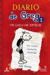 9789876092708: Diario de Greg 1