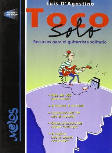 9789876110792: TOCO SOLO + CD