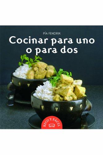9789876122849: COCINAR PARA UNO O PARA DOS (Spanish Edition)