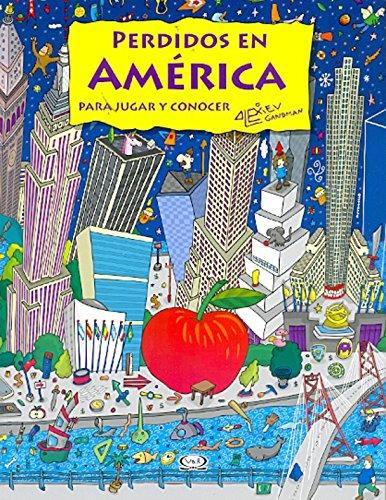 9789876123860: PERDIDOS EN AMERICA (Spanish Edition)