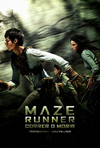MAZE RUNNER - CORRER O MORIR (B): DASHNER, JAMES
