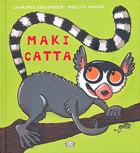 9789876129367: Maki Catta (Spanish Edition)
