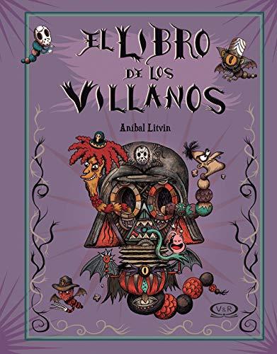 9789876129657: SPA-LIBRO DE LOS VILLANOS
