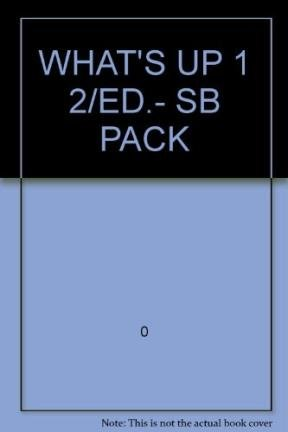 WHAT'S UP 1 2/ED.- SB PACK: 0