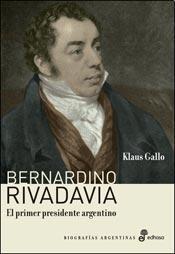 Bernardino Rivadavia: Klaus Gallo