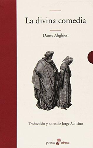 La divina comedia (3 t): Alighieri Dante