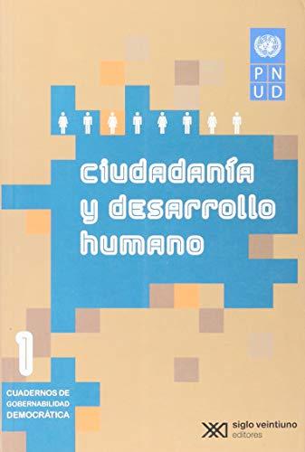 9789876290197: Ciudadania y desarrollo humano (Spanish Edition)