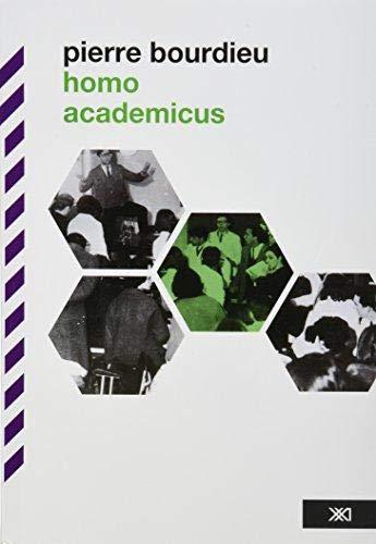 9789876290289: Homo academicus