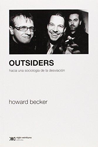 9789876290838: Outsiders. Hacia una sociologia de la desviacion (Spanish Edition)