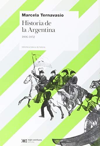 marcela ternavasio historia de la argentina