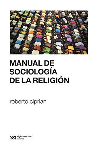 Manual de Sociología de la religión (Paperback)