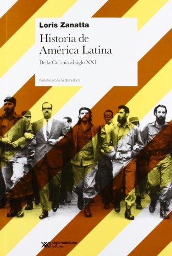 9789876292139: Historia de America Latina. De la colonia al siglo XXI (Spanish Edition)