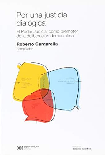 9789876293952: Por una justicia dialógica