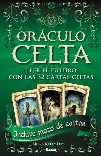 9789876341035: Oraculo Celta Con Mazo de Cartas: Leer El Futuro Con Las 32 Cartas Celtas