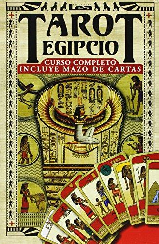 9789876342063: Tarot egipcio en caja: Curso completo con mazo de cartas (Spanish Edition)