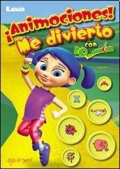 9789876342193: Animaciones! Me divierto con Bo en accion / Animations! I Have Fun with Bo in Action (Spanish Edition)