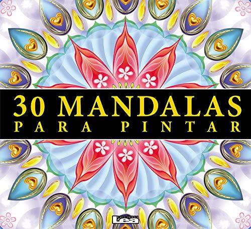 9789876342209: 30 Mandalas Para Pintar