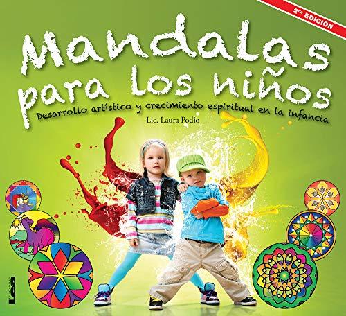 9789876342926: Mandalas para los niños: Desarrollo artístico y crecimiento espiritual en la infancia (Spanish Edition)