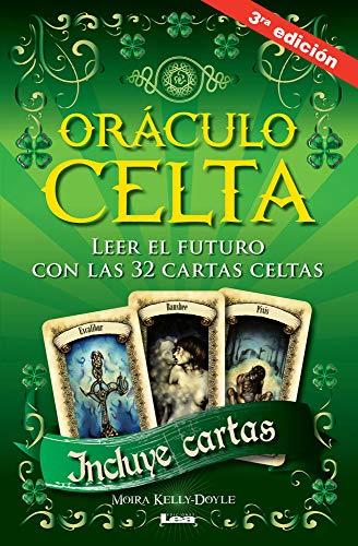 9789876343244: Oraculo Celta 3ed: Leer El Futuro Con Las 32 Cartas Celtas