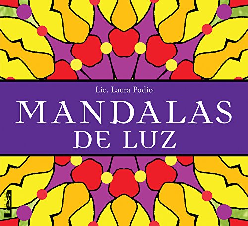9789876345989: Mandalas de luz (Spanish Edition)