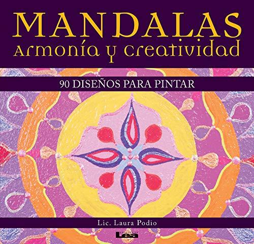 9789876346061: Mandalas - armonía y creatividad: 90 diseños para pintar (Spanish Edition)