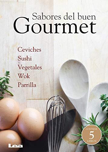 Sabores del buen gourmet: Caja x 5 sabores y placeres del buen gourmet (Spanish Edition): Casalins,...