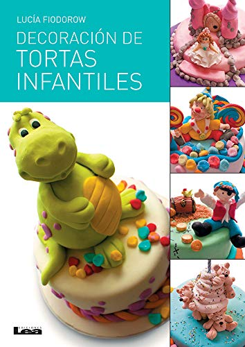 9789876348461: Decoración de tortas infantiles (Spanish Edition)