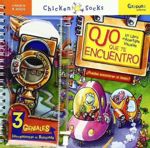9789876370400: Ojo que te encuentro: un libro de acertijos visuales.
